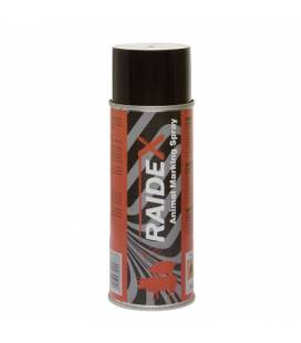 SPRAY RAIDEX 400ML ROSSO