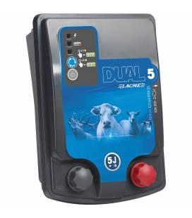 RECINTO DUAL D5  12/220V  5000 MJ